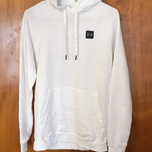 Men's Under Armour hooded sweatshirt size Small.